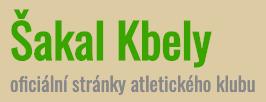 Logo Šakal Kbely