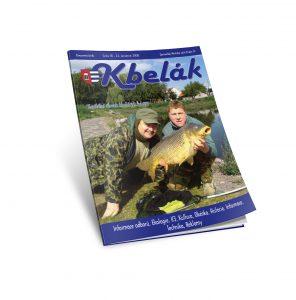 ilustrační obrázek časopisu Kbelák